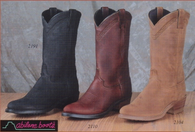 ef7d036a4f6 Abilene Boots