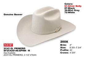 3ca5f2f860e67 Stetson Hats Premier 1000X to 50X Page 1