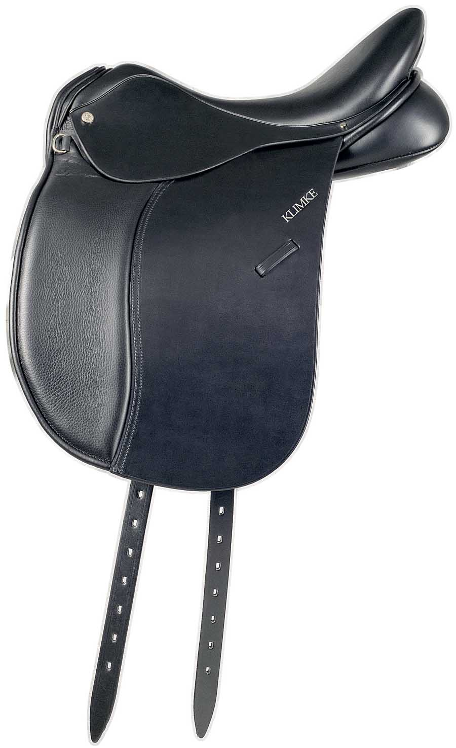 how to sit in a dressage saddle