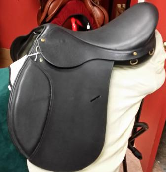 2014 Pegasus smaller Brigadoon Combination Saddle1