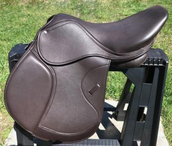 Pegasus unicorn easy break in solid calf pro show Hunter