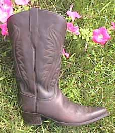 Wide leg, wide calf, wide foot boots